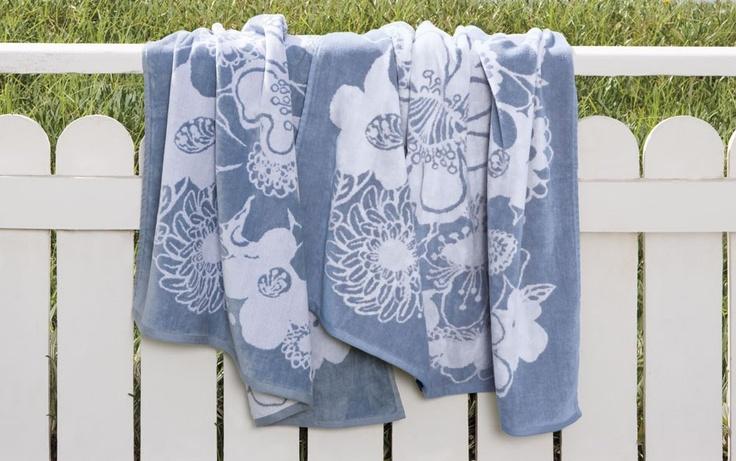 rarotonga beach towel