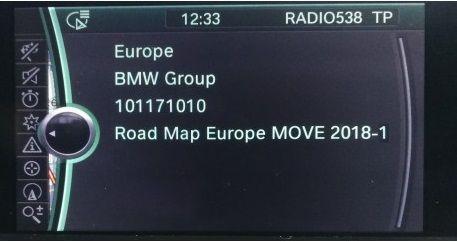 BMW ROAD MAP EUROPE MOVE 2018-1 – GPS Underground
