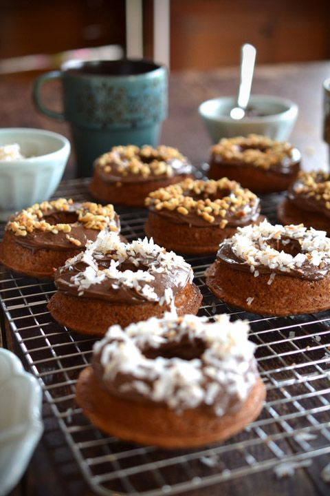 Nutella Doughnuts | August 2013 Recipes | Pinterest