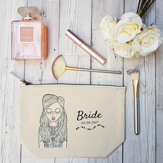 Hey, I found this really awesome Etsy listing at https://www.etsy.com/uk/listing/552993819/personalised-bridal-kit-makeup-bag-gift