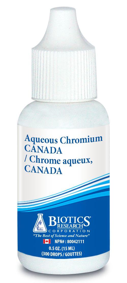 Aqueous Liquid Chromium