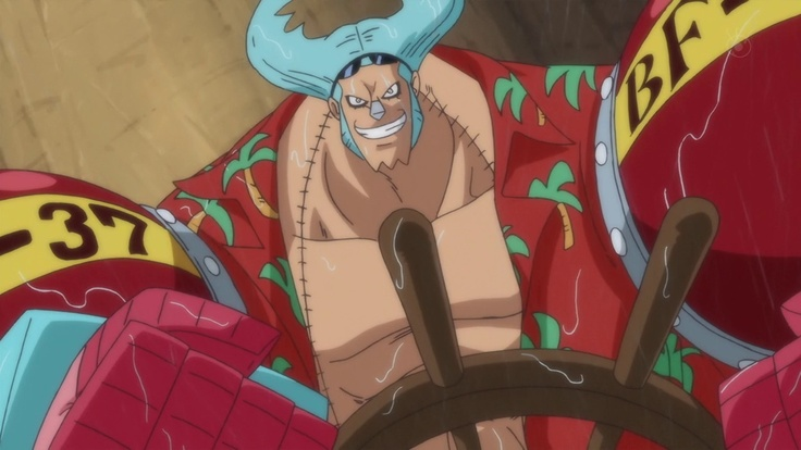 Franky is so awesome