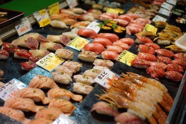 お鮨一貫から...その場で食べられる楽しい市場@下関 |キレイ★おいしい☆たのしい★かわいいっ☆