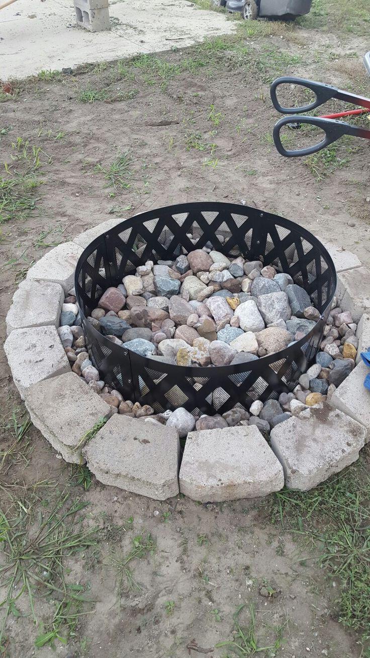 Fire Ring Site Menards Com