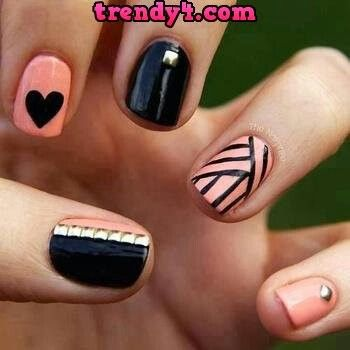 16 best nails images on pinterest awesome chevron and cute nails teen nail design prinsesfo Choice Image