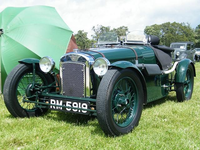 1929 Austin Seven  Special by Austin7nut, via Flickr