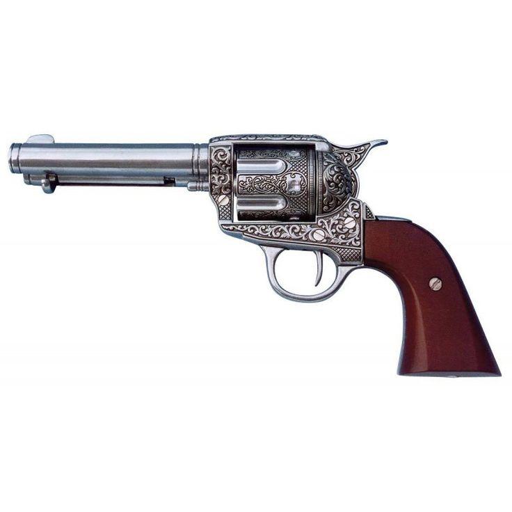 Deko-Revolver, Allemesser.de :: Messer Online Shop :: Küchenmesser, Einhandmesser, Taschenmesser aller Art, Jagdmesser, Überlebensmesser, Trachtenmesser und Macheten - Messer online günstig kaufen