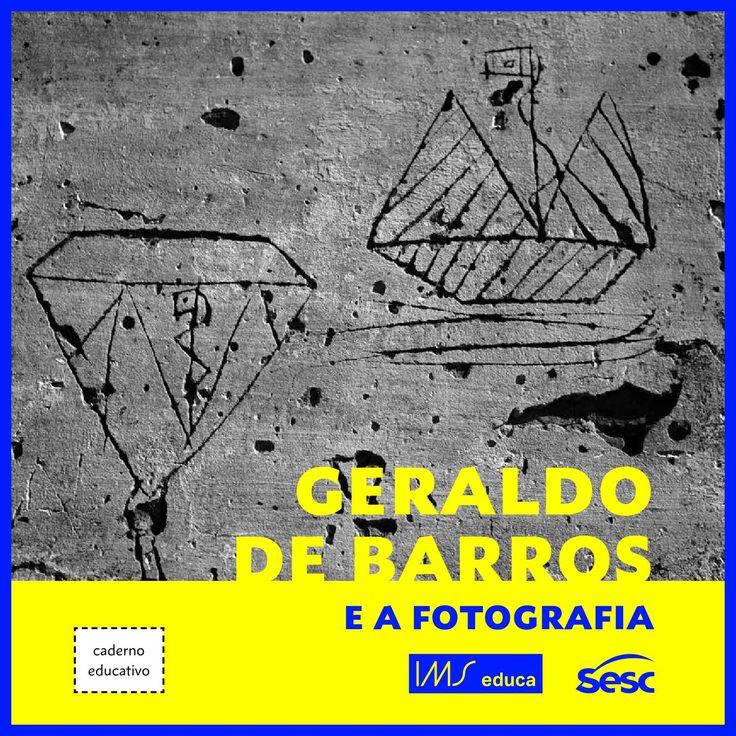 Caderno Educativo - Geraldo de Barros
