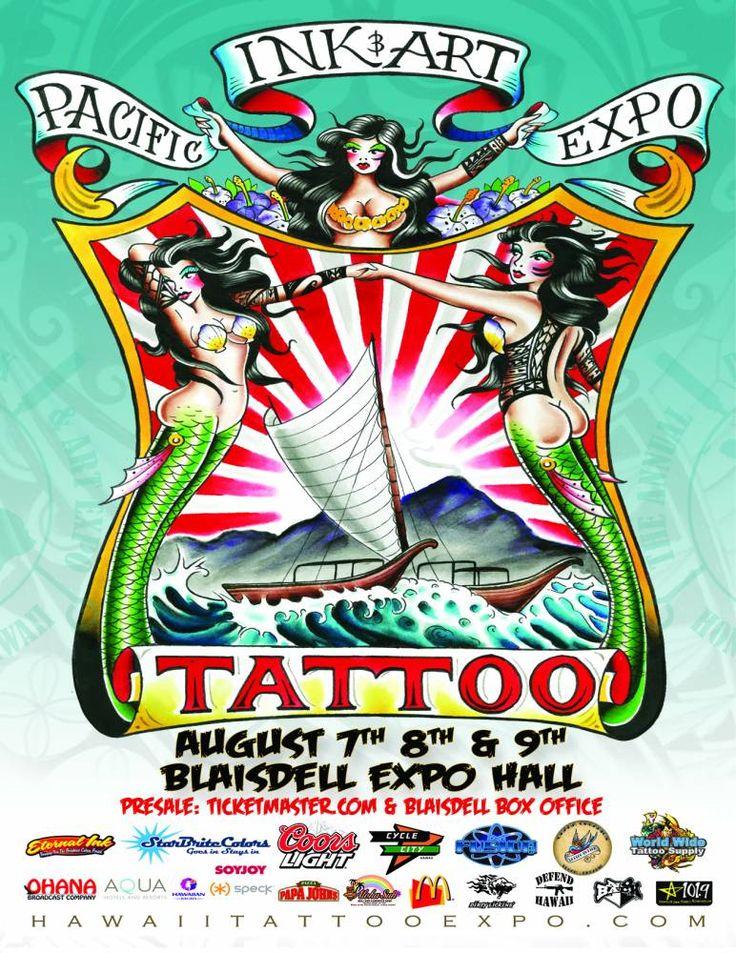 25 best ideas about hawaii tattoos on pinterest tattoos for Hawaii tattoo expo