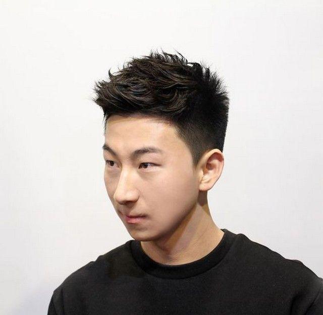 coole koreanische Frisuren für Männer  #coole #frisuren #koreanische #manner