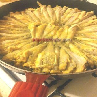 MEZGİT TAVA, Tarif için tıklayınız : http://www.afiyetlisofralar.com/mutfaktan-lezzetler/yemektarifi/balik-yemekleri/mezgit-tava