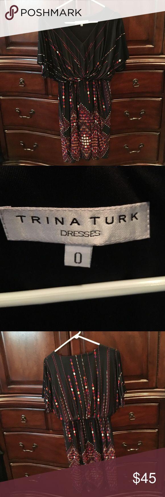 Trina Turk short sleeve dress Trina Turk dress Trina Turk Dresses
