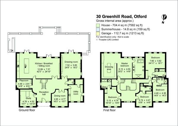 Floorplan Floor Plans Property For Sale Summer House