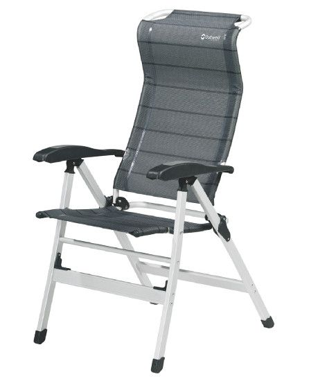 Outwell Columbia | High back reclining Camping Chair