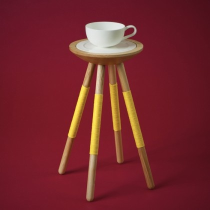 Tea for One Table by DesignK. £135.Comes in different colours