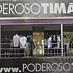 Timão traz loja móvel para Londrina - Esportes