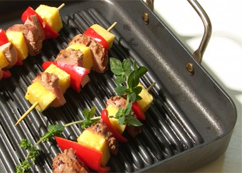Show us how to host the best BBQ in town for the chance to win a Technique BBQ Grill Pan! To enter: http://go.ketchum.com/DuPontTeflon