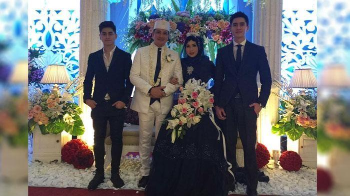 Ivan Fadilla Resmi Menikahi Sarni, Begini Hubungan Verrell dan Adiknya dengan Ibu Tiri