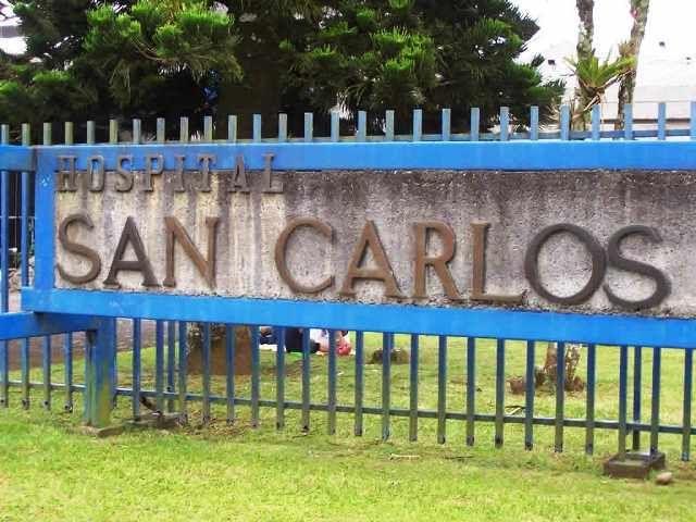 Hospital de San Carlos: cirugías se atrasan por culpa de pacientes