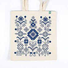 Veľké tašky - Taška Lúčne kvieťa - 6163854_
