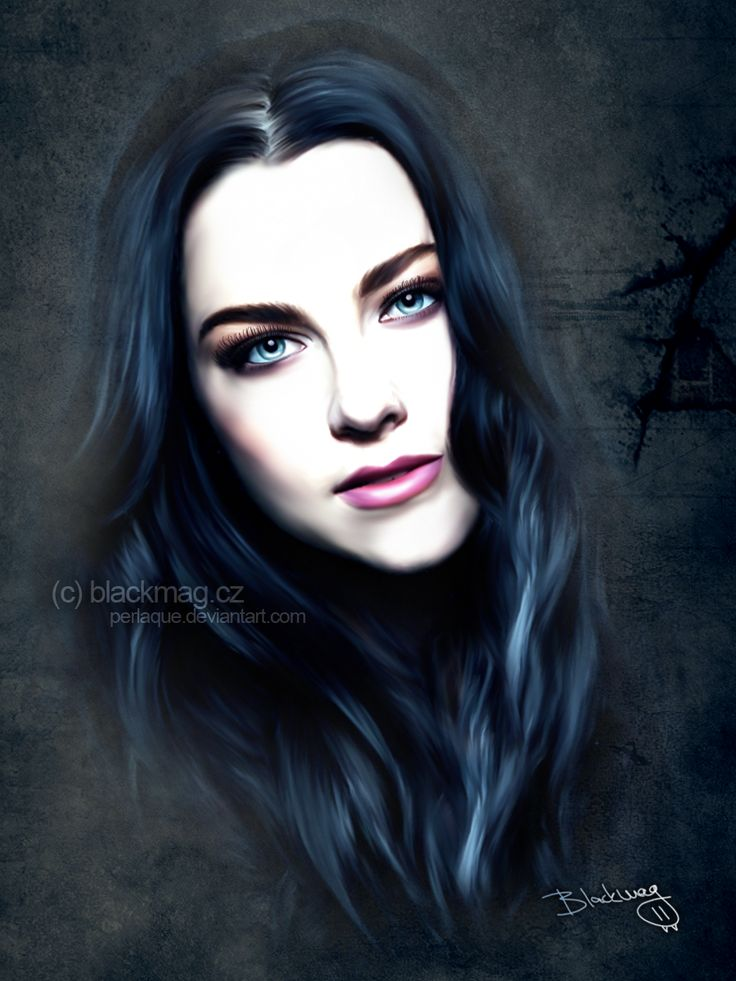 Amy Lee painting by