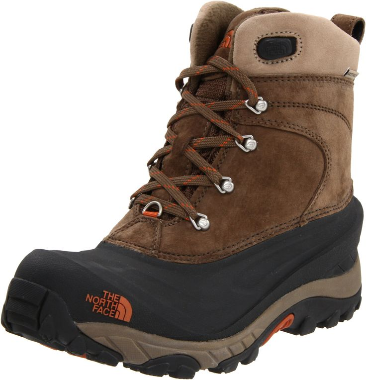 Amazon.com: The North Face Men's Chilkat II Insulated Boot: Northface Boots: Shoes