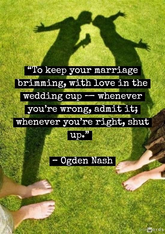 15 Best Wedding Toast Quotes Worth Duplicating  Photo Credits: http://weddbook.com/ great advice lol!!!