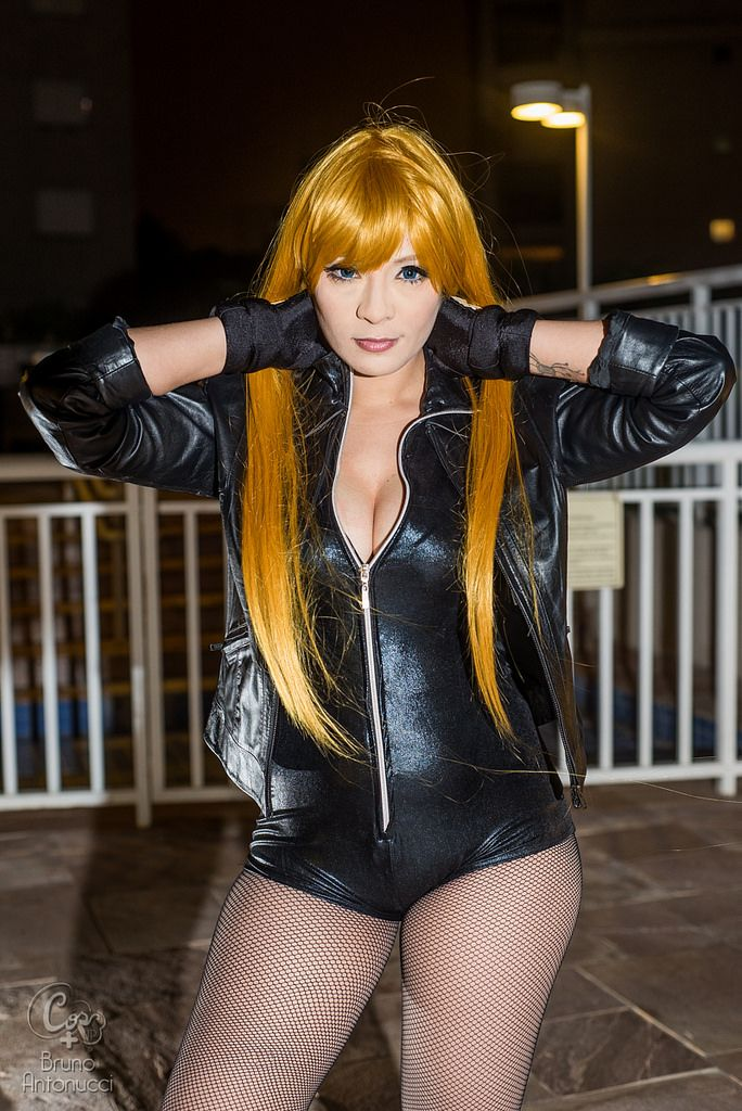 17+ best images about Black Canary Cosplays on Pinterest ...