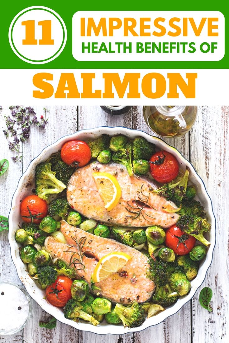 Salmon is incredibly nutritious. This fatty fish is also tasty, versatile and widely available. Here are 11 nutrition facts and health benefits of salmon: https://authoritynutrition.com/11-benefits-of-salmon/