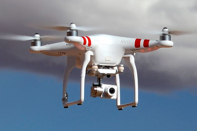 DJI improves stabilization, tilt and flying speed with Phantom 2 Vision+ drone