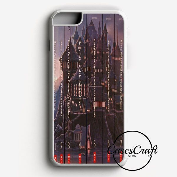 Harry Potter Book Collection iPhone 7 Plus Case | casescraft
