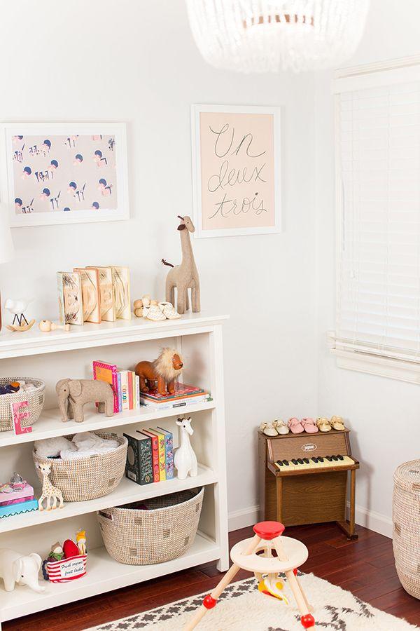 Home Makeover: A Safari Chic Nursery