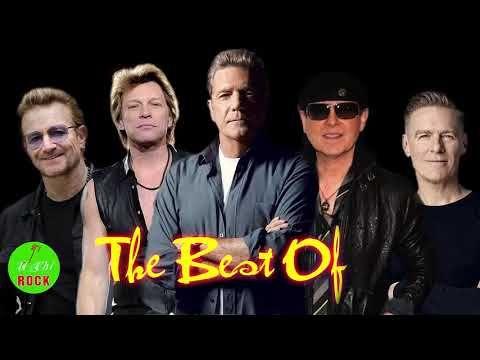 Bon Jovi, Scorpions, The Eagles, Bryan Adams, U2 - Best Slow