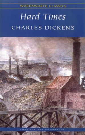 Hard Times by Charles Dickens was published in the weekly periodical Household Words between April 1 and August 12, 1854. The novel features the [supposedly] utilitarian schoolteacher Thomas Gradgrind.