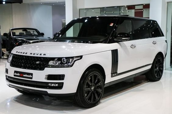 25 best ideas about range rovers on pinterest range rover range rover black and range rover - Land rover garage near me ...