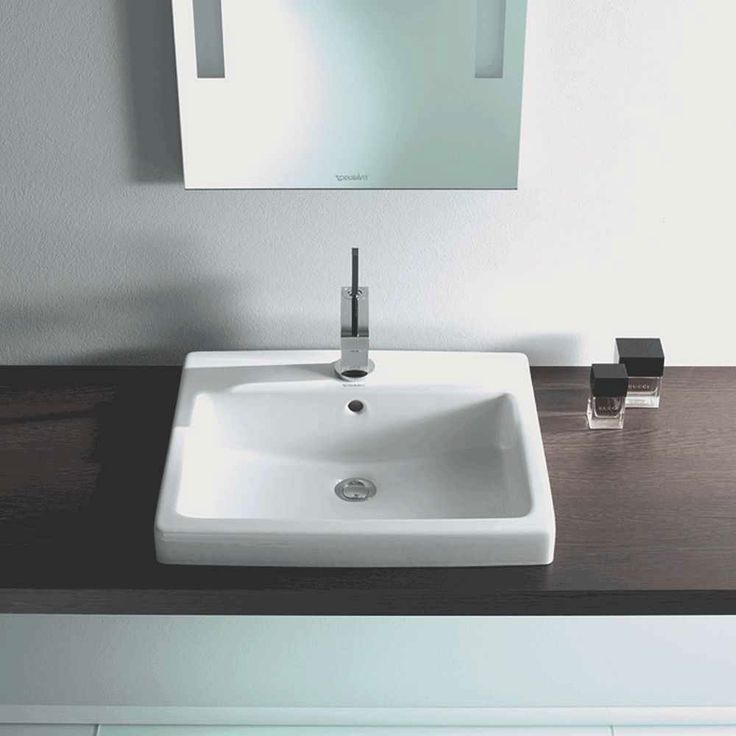 Duravit Vero Furniture Basin With Ledge. 81 best Beautiful Basins images on Pinterest