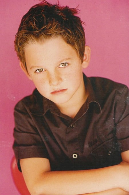 Ridge Canipe (Young Dean Winchester)