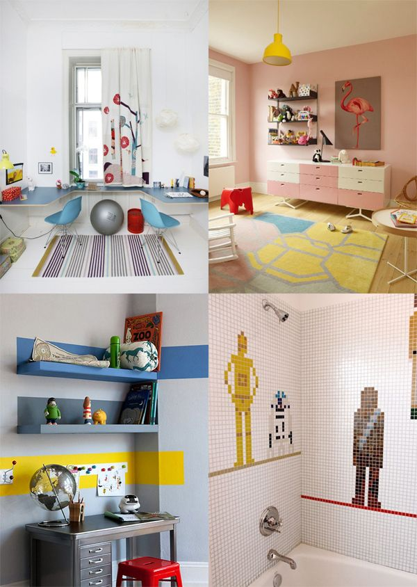 Childrens Bedroom Decor Ideas