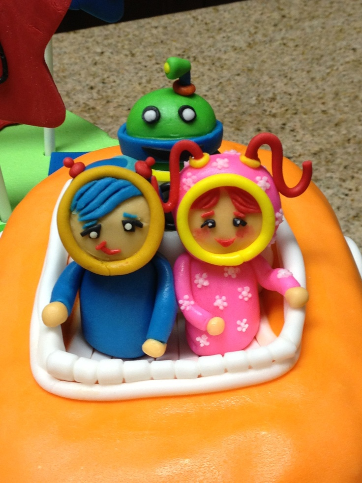 Umizoomi cake | Team UmiZoomi Party | Pinterest
