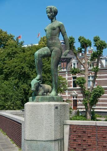 Groningen (Gr) - Landbouw en veeteelt ('Blote Bet')