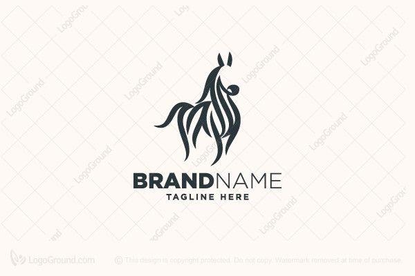 Logo for sale: Horse Logo