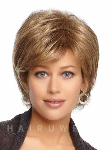 Layered Pixie Wigs For Women Over 50