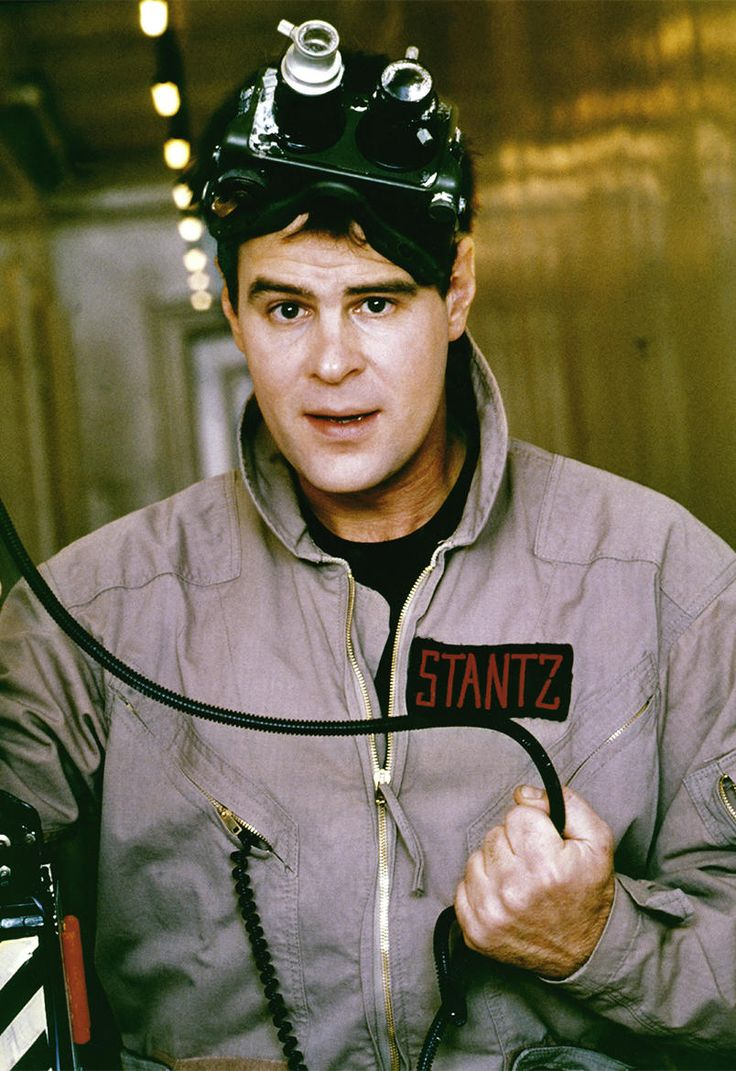 Dan Aykroyd to Appear in New Ghostbusters