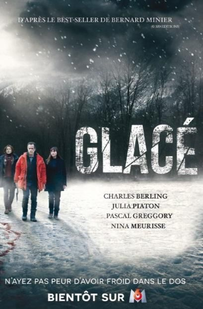 GLACE/ Frozen Dead French series which just didn't make any sense.. it had plots from various series mixed into one.