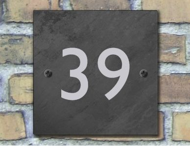 Acrylic House Signs & Personalised House Signs by Design A House Sign