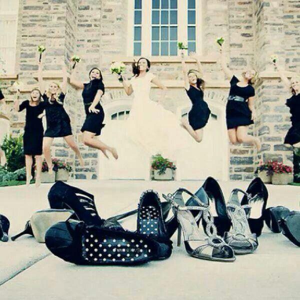 Idee voor foto met vriendinnen :)