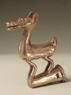 Un arca para los animales del Museo del Oro