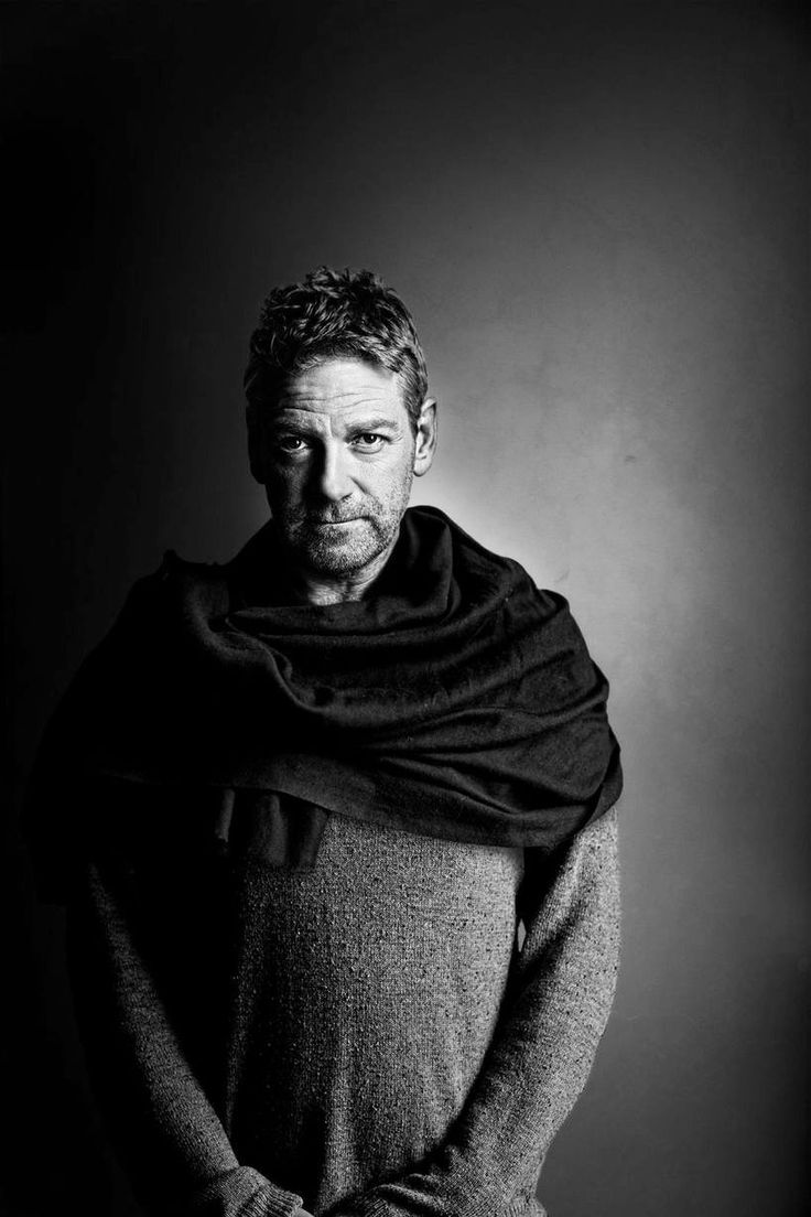 """It's very strange that the people you love are often the people you're most cruel to."" Kenneth Branagh"
