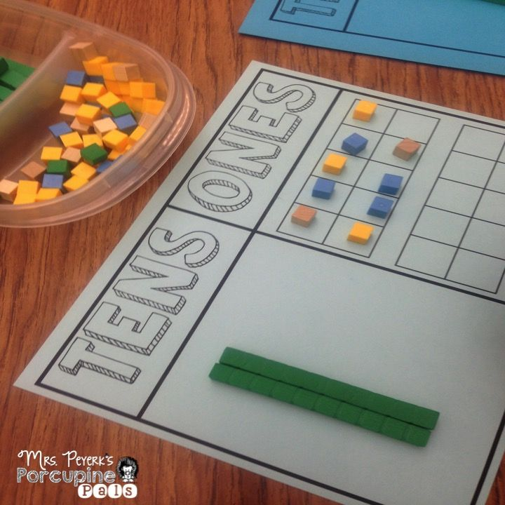 Addition and Subtraction using Place Value