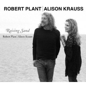 Allison Krauss and Robert Plant